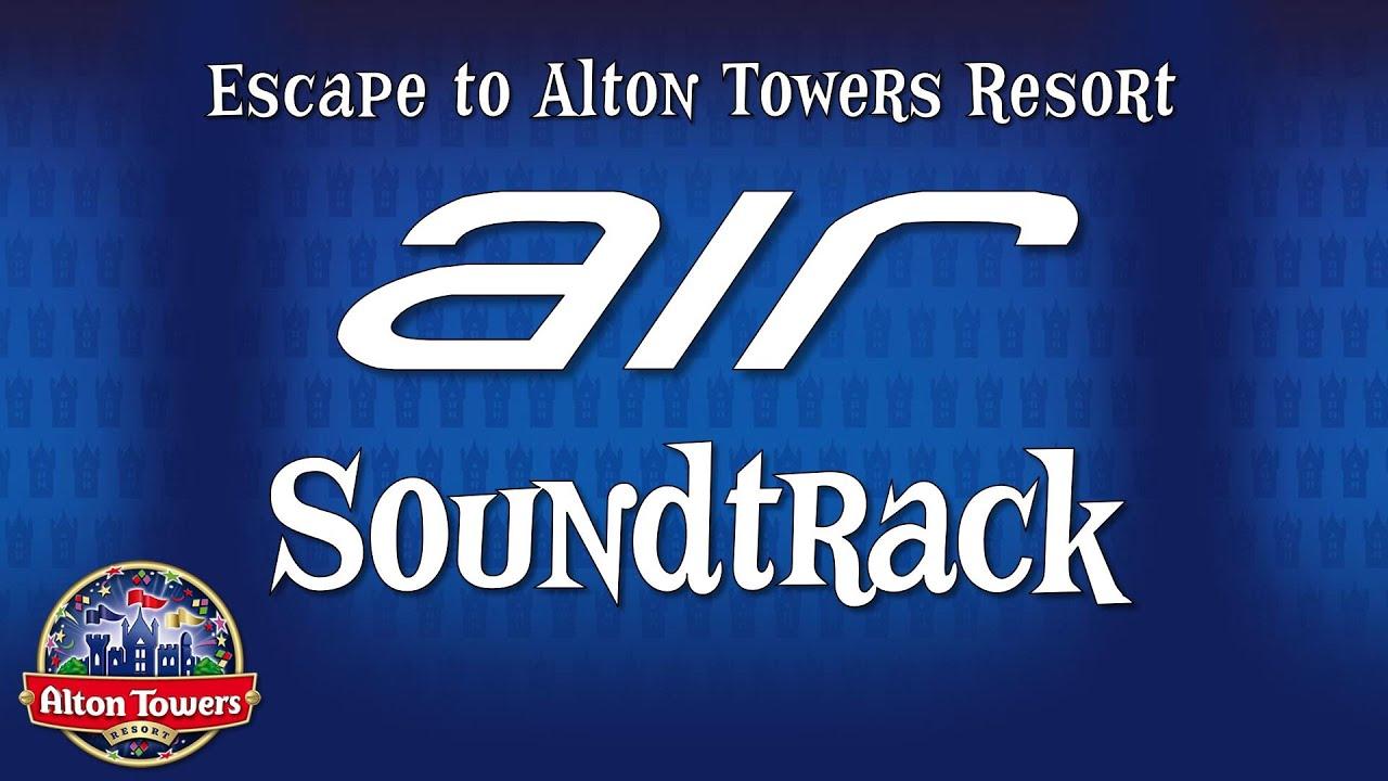 Http www alton towers co uk pages theme park - Alton Towers Air Soundtrack Includes Announcements Theme Park Music Looped
