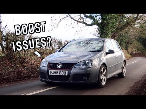 Here's What My Cheap 200,000 Mile VW GOLF GTI is Like to Drive!