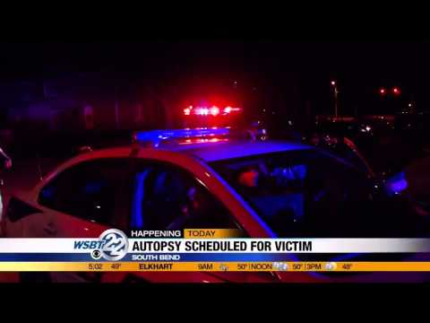 Autopsy scheduled for victim of South Bend shooting