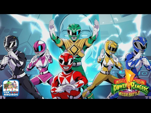 Mighty Morphin Power Rangers: Mega Battle - The Battle of Angel Grove (Xbox One Gameplay)