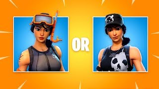 Snorkel Ops or Survival Specialist? Fortnite Battle Royale Daily Items Update
