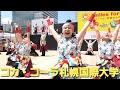 あの よさこい祭りの感動をもう一度❗ コカ・コーラ札幌国際大学 よさこいソーラン201…