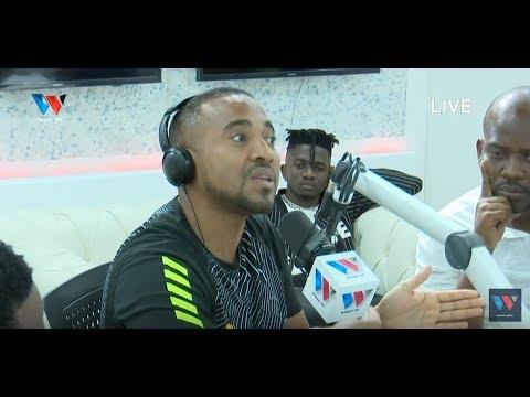 #LIVE :  EXCLUSIVE INTERVIEW NA ANTONIO NUGAZ NDANI YA SPORTS ARENA (JAN 14, 2020)