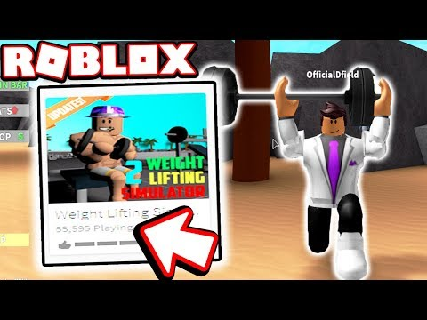 HOW TO BEAT UP BULLIES ON ROBLOX!!! (Roblox Weight Lifting Sim)
