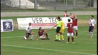 Aquila Montevarchi-Foiano 2-1 Eccellenza Girone B