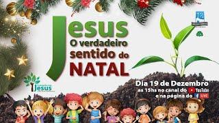 Jesus, o verdadeiro sentido do Natal