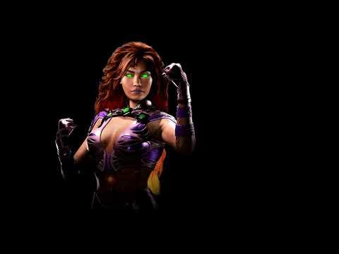 Kari Wahlgren as Starfire in Injustice 2