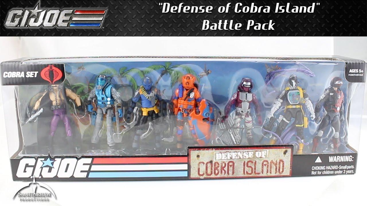 "3.75/"" Figure Legion Android Trooper 50th Anniversary GI Joe COBRA BAT B.A.T"