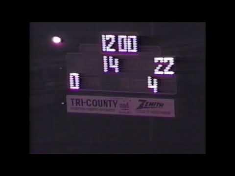 1990 Oceana (WV) High School vs. Greenbrier West High School (2H)