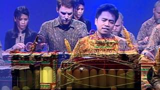 Pangkur - Gamelan Music Ensemble