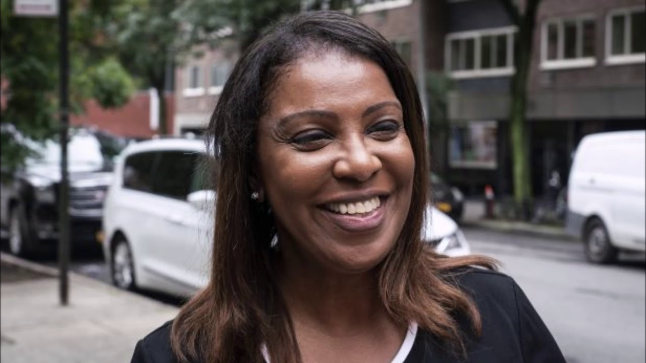 Letitia James Win Democratic Primary For New York Attorney General