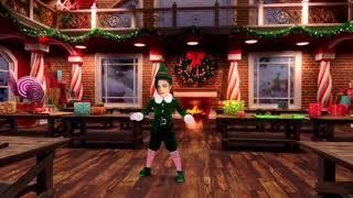 Michael jackson elf yourself -