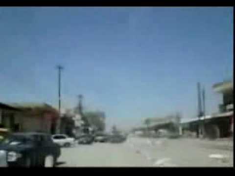 Chasing insurgents in Iraq