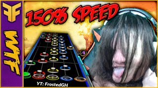 The WTF Song (150% Speed) 100% FC!! [Clone Hero]