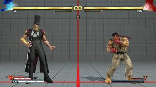 [PC] Street Fighter V Arcade Edition - In-game character guide Vol.3 - G