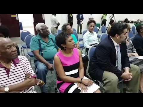 Nation Update: Book celebrates Bajans in USA - Dauer: 101 Sekunden
