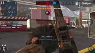 Modern Combat 5  Blackout - PC Gameplay Multiplayer 27-9-2015