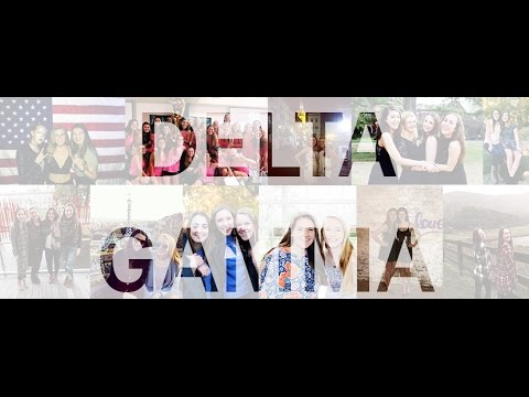 Delta Gamma | University of Richmond | Recruitment 2017