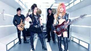 Rie a.k.a. Suzaku / Dreaming Eyes Music Video
