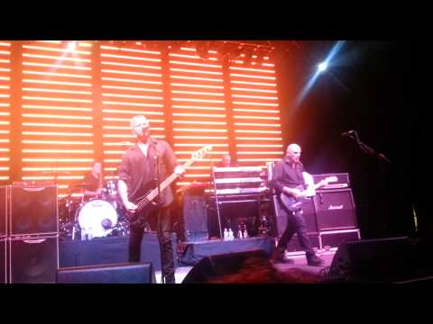 the stranglers burning up time Carlisle 2013 (HD)
