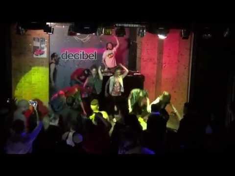 Tam Girlz DanceHall Queen& Souljah Rebel Crew @ Decibel Magenta 19/04/2014