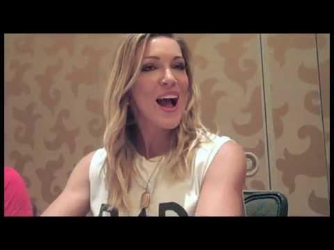 Arrow - Katie Cassidy Interview, Season 4