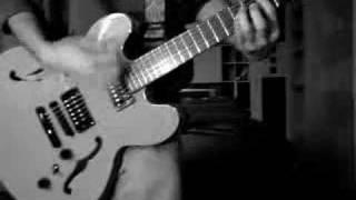 Die Ärzte - Helmut K. (E-Gitarre Cover)