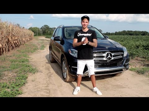 2017 Mercedes GLE 350 Review! Perfect Family/Off-Road SUV?
