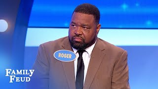 SENSATIONAL! White family steals AGAIN! | Family Feud