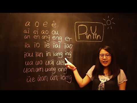 Belajar Mandarin: Pin Yin