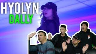 "HOT DAMN HYOLYN ""DALLY"" ft. GRAY (MV Reaction)"