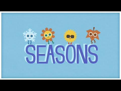 "Time: ""Four Seasons,"" The Seasons of the Year by StoryBots"