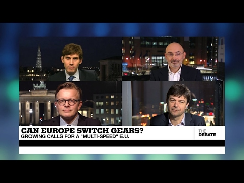 Can Europe switch gears? Growing calls for a 'multi-speed' E.U. (part 1)