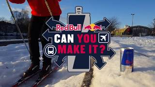 Red Bull Can You Make It 2018 - Team Trinity