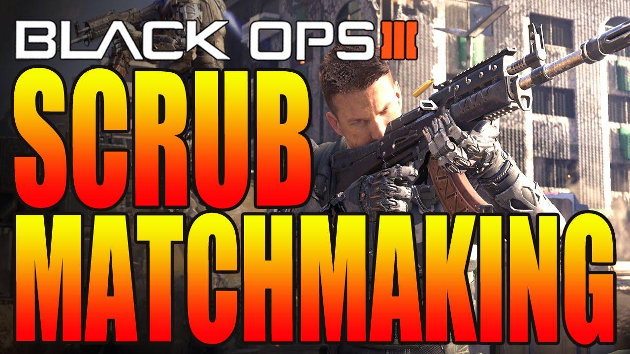 best skill based matchmaking black ops 3 have gun games
