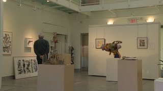 Guns to Art exhibition hopes to spark conversation about gun violence prevention