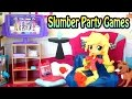 Equestria Girls Minis Applejack's Slumber Party Games Set - My Little Pony MLP