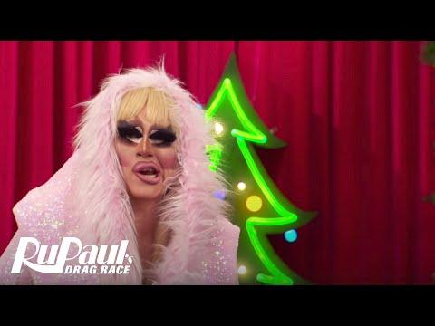 Trixie, Latrice & Eureka's Work Room Arrival 'Sneak Peek' | RuPaul's Drag Race Holi-Slay Spectacular