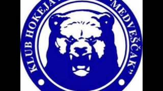 KHL Medveščak -  ZIG ZAG MEDVEŠČAK - Afrika Dino Dvornik