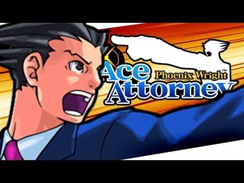 【 Phoenix Wright: Ace Attorney 】Case 1 - Live Stream Gameplay