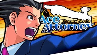 【 Phoenix Wright: Ace Attorney 】Case 1 - Live Stream Gameplay