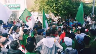 أنشودة سوف نبقى هنا | رامي محمد - الحراك الشعبي الجزائر
