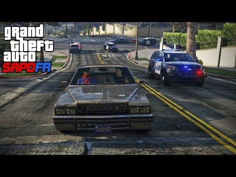 GTA SAPDFR - DOJ 2 - Multi-Agency Pursuit...