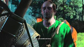 Witcher 3: Quest Ladies In the Woods/ Killing the evil tree spirit and Helping the Evil Tree Spirit