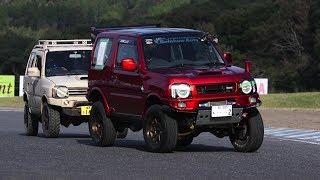 Rainbow Auto JIMNY SUPERLAP in 茂原ツインサーキット