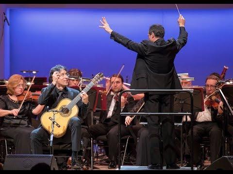 Tchaikovsky Hall MOSCÚ / Manuel M. Ponce / Concierto del Sur / Damian Iorio / Pablo Garibay