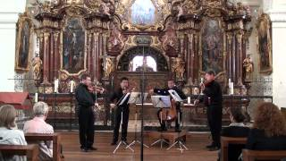 Valentin Berlinsky Quartet. Haydn Op.74 nr.3 Slow Movement