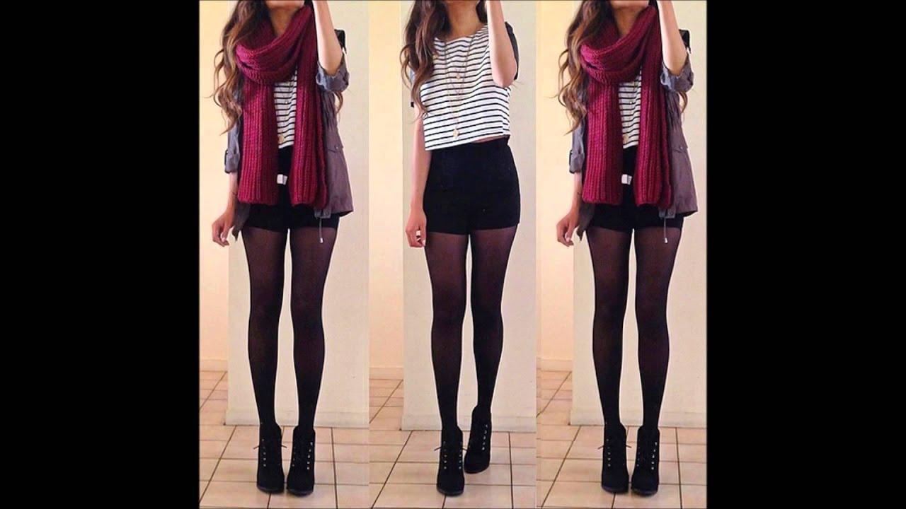 Outfits oto o invierno para ir a la moda emdesign - Como ir a la maquinista ...
