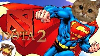 КОРОЛЬ КОТОВ ДОТА 2 | CAT KING DOTA 2