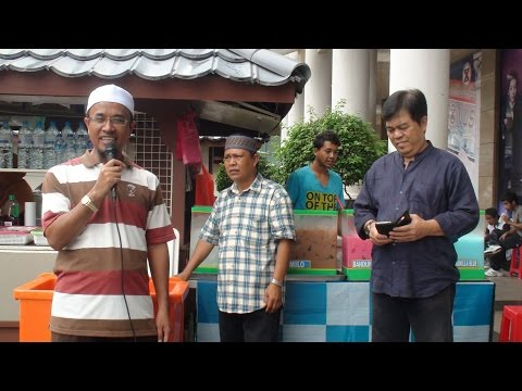 Blusukan Tim Wirausaha Permai Brunei Part 1,kawasan BSB